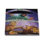 Daniel in groapa cu lei. Puzzle