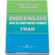 Endocrinologie. Note de curs pentru studenti