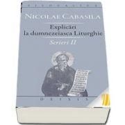 Explicari la dumnezeiasca Liturghie. Scrieri II