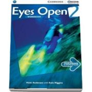 Eyes Open Level 2 Workbook with Online Practice