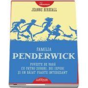 Familia Penderwick: Poveste de vara cu patru surori, doi iepuri si un baiat foarte interesant, colectia red adventure