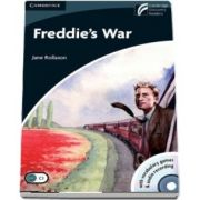 Freddies War Level 6 Advanced Book with CD-ROM and Audio CDs (3)