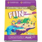 Fun for Movers Presentation Plus DVD-ROM