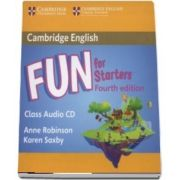 Fun for Starters Class Audio CD