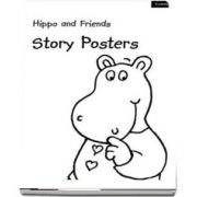 Hippo and Friends Starter Story Posters Pack of 6