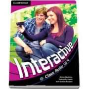 Interactive Level 4 Class Audio CDs (3)