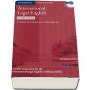 International Legal English Students Book with Audio CDs (3) : A Course for Classroom or Self-study Use