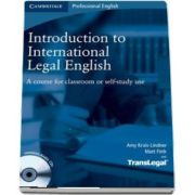 Introduction to International Legal English Students Book with Audio CDs (2) : A Course for Classroom or Self-Study Use