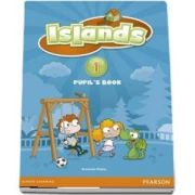 Islands Level 1. Pupils Book plus pin code
