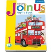 Join Us for English 1 Pupils Book