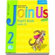 Join Us for English 2 Pupils Book Audio CD