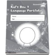 Kids Box Level 1 Language Portfolio