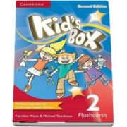 Kids Box Level 2 Flashcards (Pack of 103)