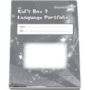 Kids Box Level 3 Language Portfolio