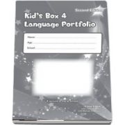 Kids Box Level 4 Language Portfolio