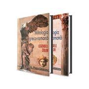 Mitologia greco-romana. Legendele zeilor, Volumul I si Legendele eroilor, Volumul II