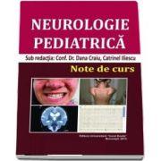 Neurologie Pediatrica. Note de Curs
