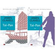 Set TAI - PAN in 2 volume - James Clavell