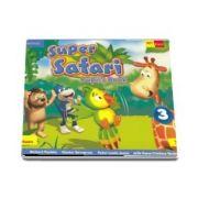 Super Safari. Pupil's Book. Limba Engleza. Clasa pregatitoare - Herbert Puchta