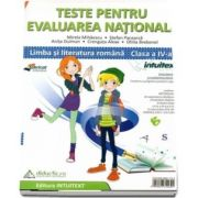 Teste de matematica si limba romana pentru Evaluarea Nationala de clasa a IV-a