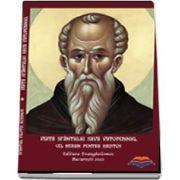 Viata Sfantului Sava Vatopedinul cel nebun pentru Hristos