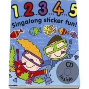 1 2 3 4 5 Singalong Sticker Book