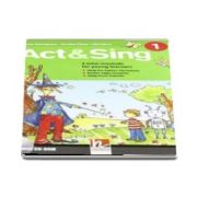 Act & Sing 1 with Audio CD
