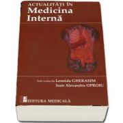 Leonida Gherasim - Actualitati in medicina interna - Editia 2019