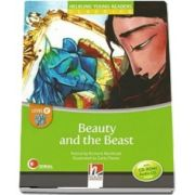 Beauty and the Beast - Young Reader Level E with Audio CD