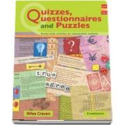 Cambridge Copy Collection: Quizzes, Questionnaires and Puzzles