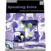Cambridge Copy Collection: Speaking Extra Book and Audio CD Pack: A Resource Book of Multi-level Skills Activities