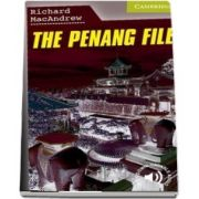 Cambridge English Readers: The Penang File Starter/Beginner