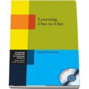 Cambridge Handbooks for Language Teachers: Learning One-to-One Paperback with CD-ROM