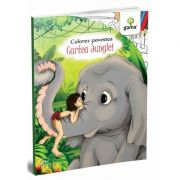 Cartea Junglei (Colorez povestea)