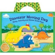 Dinosaur Moving Day