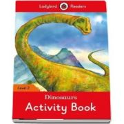 Dinosaurs Activity Book - Ladybird Readers Level 2