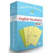 English Vocabulary (Carti de joc educative)