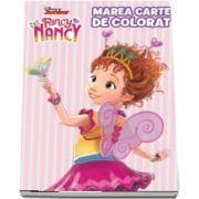 Fancy Nancy. Marea carte de colorat - Colectia Disney
