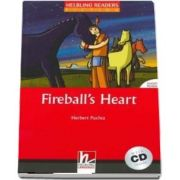 Fireballs Heart (Level 1) with Audio CD