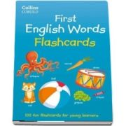 First English Words Flashcards