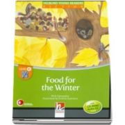 Food for the Winter Young Reader Level E with Audio CD