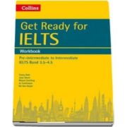 Get Ready for IELTS: Workbook : IELTS 3.5  (A2 )