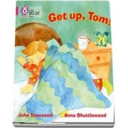 GET UP, TOM! : Band 01b/Pink B