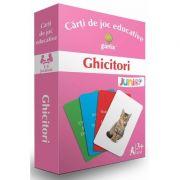 Ghicitori (Carti de joc educative)