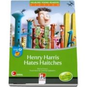 Henry Harris Hates Haitches - Young Reader Level D with Audio CD