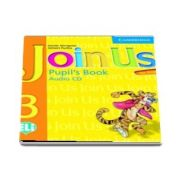 Join Us for English 3 Pupil s Book Audio CD