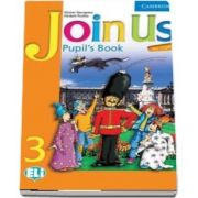 Join Us for English 3 Pupil s Book