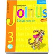 Join Us for English 3. Songs Audio CD