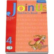 Join Us for English 4. Teachers Book