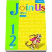 Join Us for English. Levels 1 and level 2, DVD